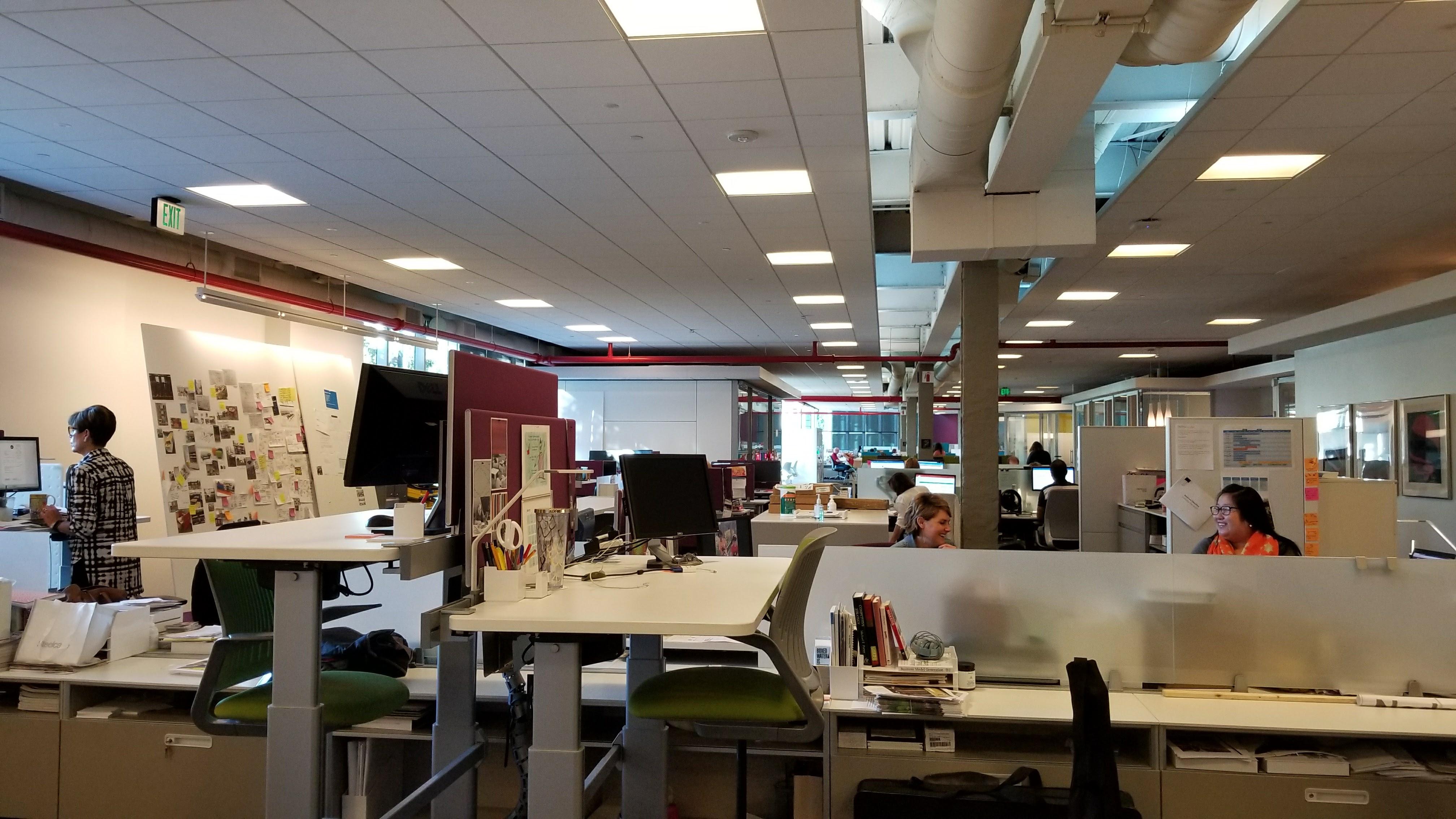 Steelcase workspace 1